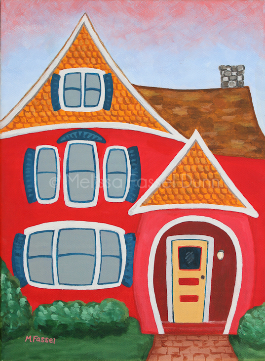 """Andover House"" by Melissa Fassel Dunn"