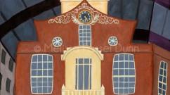 """Ye Old Boston Statehouse"" by Melissa Fassel Dunn"
