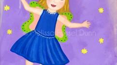 """Elise the Fairy Princess"" by Melissa Fassel Dunn"