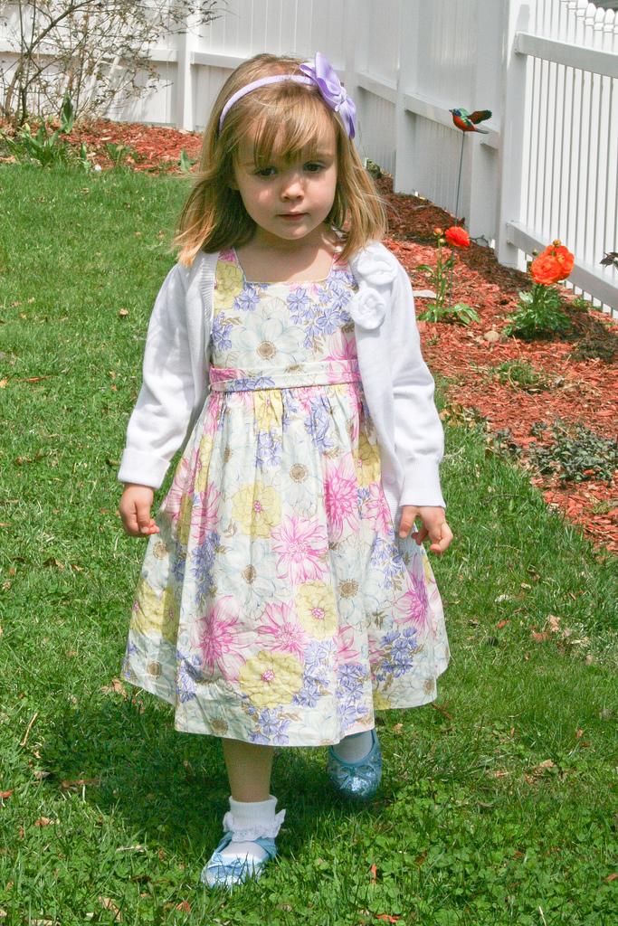 Elise, age 3.5
