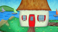 """Irish Cottage"" by Melissa Fassel Dunn"