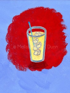 """Lemonade"" by Melissa Fassel Dunn for the book Meet Miss Molly"