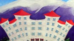 """Mt. Washington Hotel"" by Melissa Fassel Dunn"