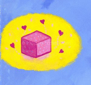 """""""Heart Giftbox"""" by Melissa Fassel Dunn for the book Meet Miss Molly"""