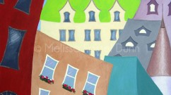 """Quebec City"" by Melissa Fassel Dunn"