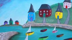"""Rockport Jetty"" by Melissa Fassel Dunn"
