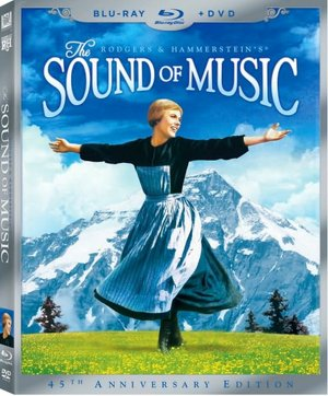 The Sound of Music movie cover