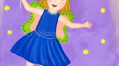 """Elise the Fairy Princess"" by Melissa Fassel Dunn"